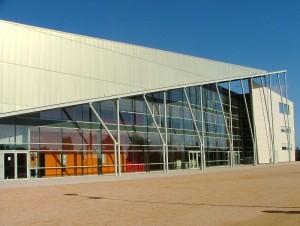 Gymnase de l'Escale à Arnas